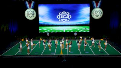 Live Oak Junior High School [2021 Large Junior High Game Day Finals] 2021 UCA National High School Cheerleading Championship