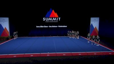 Iowa Elite Cheer - Des Moines - Undertakers [2021 L4 Junior - Small Finals] 2021 The Summit