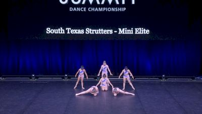 South Texas Strutters - Mini Elite [2021 Mini Contemporary / Lyrical Semis] 2021 The Dance Summit