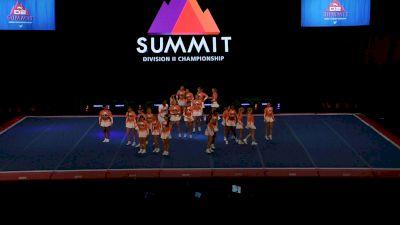Bama Blaze Cheer - Fire [2021 L4 Senior Coed - Medium Wild Card] 2021 The D2 Summit