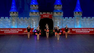Beavercreek High School [2021 Small Varsity Pom Finals] 2021 UDA National Dance Team Championship