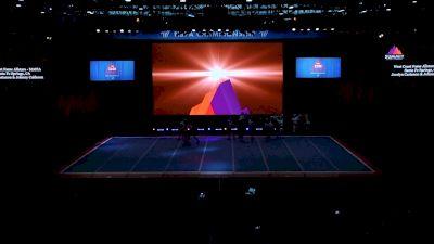 West Coast Fame Allstars Cheer - MAFIA [2021 L3 Senior Coed - Medium Finals] 2021 The D2 Summit