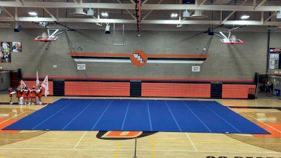 White Bear Lake Area High School [Game Day Varsity - Non Tumble] 2020 UCA Virtual Regional