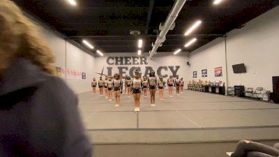 Cheer Legacy Allstars - Queens [L4 Senior Coed - D2 - Medium] 2021 Beast of The East Virtual Championship