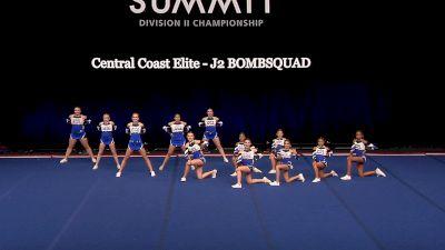 Central Coast Elite - J2 BOMBSQUAD [2021 L2 Junior - Small Finals] 2021 The D2 Summit