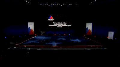 Platinum Athletics - Shine [2021 L1 Junior - Medium Semis] 2021 The Summit