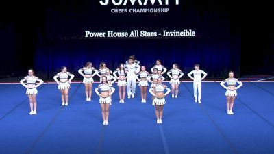 Power House All Stars - Invincible [2021 L4.2 Senior Coed - Small Wild Card] 2021 The Summit