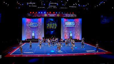 The Stingray Allstars - Marietta - Steel [2021 L6 Senior Large Coed Finals] 2021 The Cheerleading Worlds