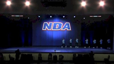 Independent Dance Company Badd Company [2021 Senior Small Coed Hip Hop Day 2] 2021 NDA All-Star National Championship