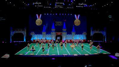 Holy Cross High School [2021 Large Game Day Div II Finals] 2021 UCA National High School Cheerleading Championship