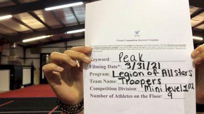 Legion of Allstars - TROOPERS [L1 Mini - D2] 2021 The Regional Summit Virtual Championships