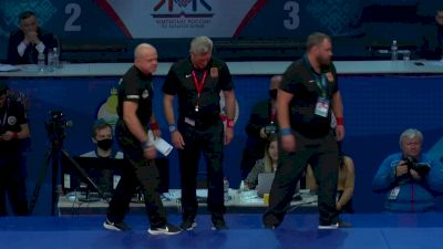 70 kg Gold Medal Match, Israil Kasumov vs Evgeni Zherbaev
