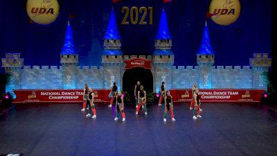 Hamilton High School - Dance Company [2021 Small Varsity Hip Hop Finals] 2021 UDA National Dance Team Championship