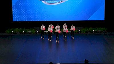 Prima Dance All-Stars - Open Pom [2021 Open - Pom Finals] 2021 UDA National Dance Team Championship