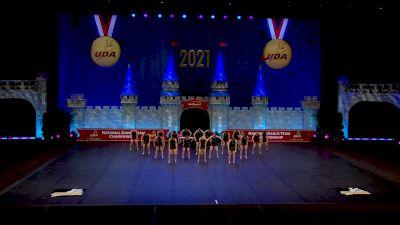ORDTTA - Seniors [2021 Senior - Contemporary/Lyrical Semis] 2021 UDA National Dance Team Championship