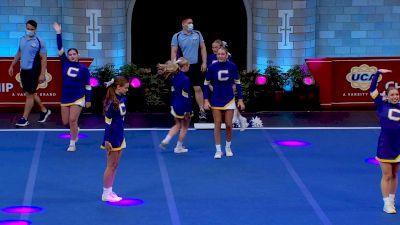 Carmel High School [2021 Small Varsity Division I Finals] 2021 UCA National High School Cheerleading Championship