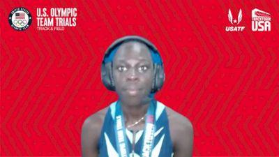 Athing Mu - Women's 800m Final