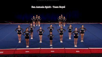 San Antonio Spirit - Team Royal [2021 L2 Junior - Small Finals] 2021 The D2 Summit