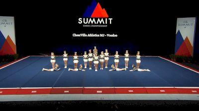 CheerVille Athletics MJ - Voodoo [2021 L1 Junior - Small Wild Card] 2021 The Summit