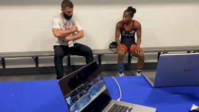 Erin Golston: 2021 U.S. National Champion (WFS 50 kg)