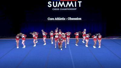 Core Athletix - Obsession [2021 L4.2 Senior Coed - Small Semis] 2021 The Summit