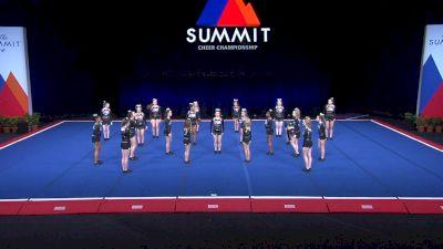 Fire & Ice Allstars - Lady Lava [2021 L4 Junior - Small Semis] 2021 The Summit