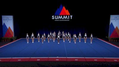 American Cheer - Sr Black [2021 L3 Senior Coed - Medium Finals] 2021 The Summit