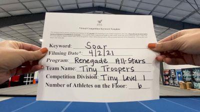 Renegade All Stars - Tiny Troopers [L1 Tiny] 2021 The Regional Summit Virtual Championships