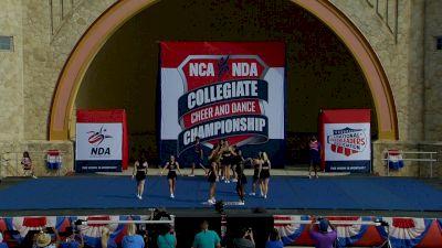 Presbyterian College [2021 Intermediate All-Girl Division I Finals] 2021 NCA & NDA Collegiate Cheer & Dance Championship