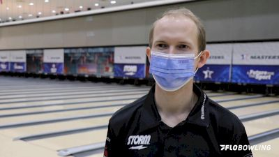 'Softer, Cleaner Release' Gave Thomas Larsen Edge In Making 2021 USBC Masters Show