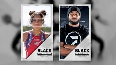 Black History Month Spotlight: Alexis Porter & Nate Jackson