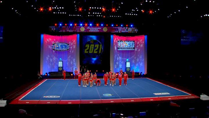 Stars Vipers - San Antonio - Anacondas [2021 L6 International Open Large Coed Semis] 2021 The Cheerleading Worlds