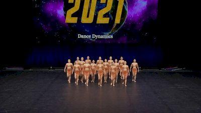 Dance Dynamics [2021 Senior Large Contemporary/Lyrical Finals] 2021 The Dance Worlds
