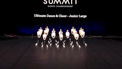 Ultimate Dance & Cheer - Junior Large [2021 Junior Hip Hop - Large Finals] 2021 The Dance Summit