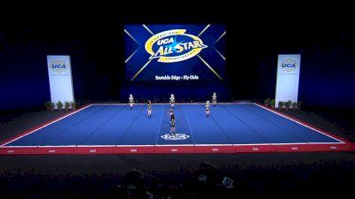 Eastside Edge - Fly Girls [2021 L1 Tiny Day 1] 2021 UCA International All Star Championship