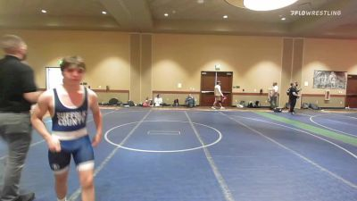 126 kg Rr Rnd 1 - Vincenzo Federici, Bison Training Center vs Joseph Fioravanti, New York