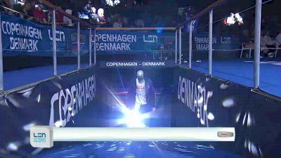 Euro SC Champs, Women 400m Free Final