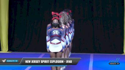 New Jersey Spirit Explosion - JFAB [2021 L6 Junior Day 1] 2021 ACDA: Reach The Beach Nationals