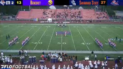 Replay: Benedict College vs Savannah State | Sep 18 @ 6 PM