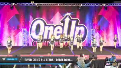 River Cities All Stars - Rebel Royals [2021 L3 Youth - D2 Day 2] 2021 One Up National Championship