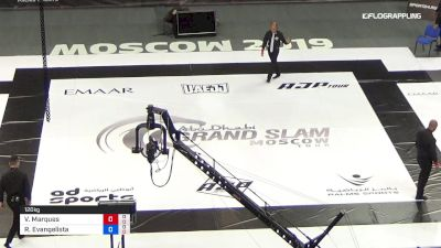 Victor Marques vs Ricardo Evangelista 2019 Abu Dhabi Grand Slam Moscow