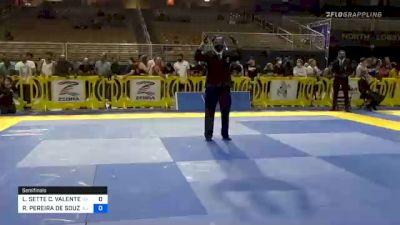 LUCAS SETTE C. VALENTE TOBIAS vs RONALDO PEREIRA DE SOUZA JÚNIOR 2020 Pan Jiu-Jitsu IBJJF Championship