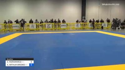 GIANN MORAMARCO vs AVERY-WARREN ARTHUR BROOKS 2020 IBJJF Pan No-Gi Championship