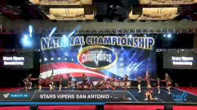 Stars Vipers - San Antonio - Boomslang [2021 L4 Junior - Medium Day 2] 2021 ACP Southern National Championship