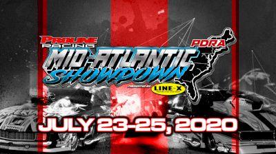 Full Replay | PDRA Mid-Atlantic Showdown 7/25/20