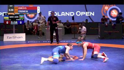 50 kg Gold - Oksana Livach, UKR vs Mariya Stadnik, AZE