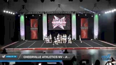 CheerVille Athletics NV - Jigsaw [2021 L3 Junior - Small - A Day 2] 2021 JAMfest Cheer Super Nationals