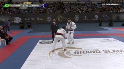 HELTON JUNIOR vs ANTON MINENKO 2018 Abu Dhabi Grand Slam Rio De Janeiro