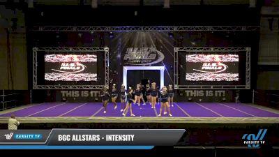 BGC Allstars - INTENSITY [2021 L2.1 Senior - PREP Day 1] 2021 The U.S. Finals: Ocean City