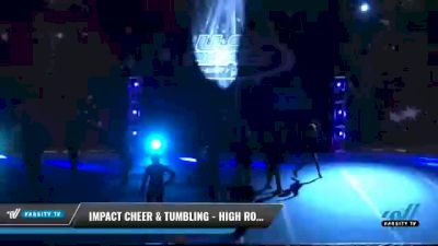 Impact Cheer & Tumbling - High Rollers [2021 L1 Junior - Small Day 2] 2021 The U.S. Finals: Phoenix